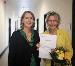 Lehrpreis für innovative Lehre an der Europa-Universität Flensburg, 2019